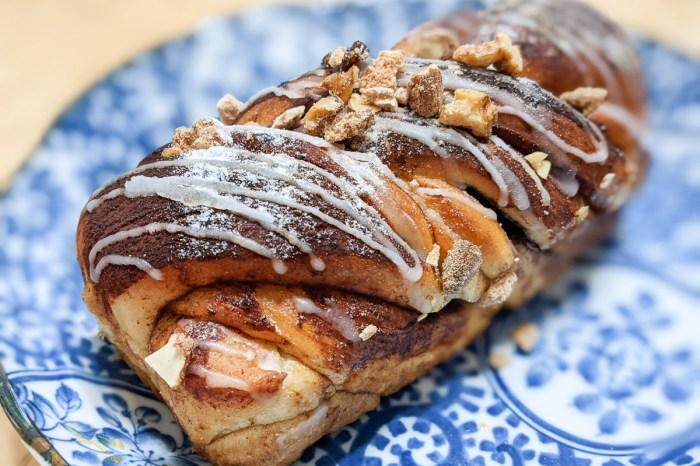 內湖甜點午茶 杏糖屋外帶外送都有麵包是亮點