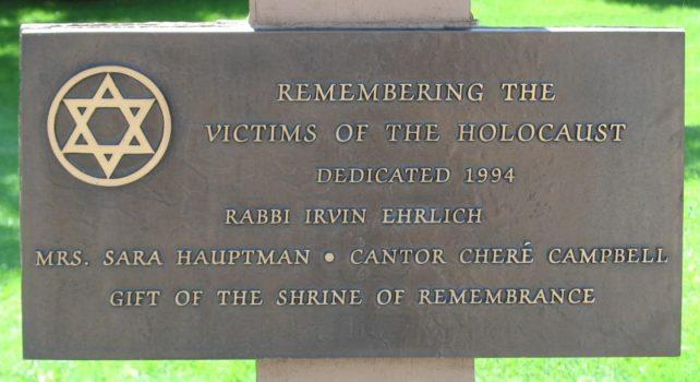 Holocaust_dedication