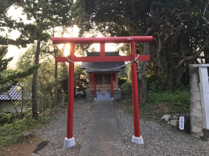 千葉県白浜 厳島神社