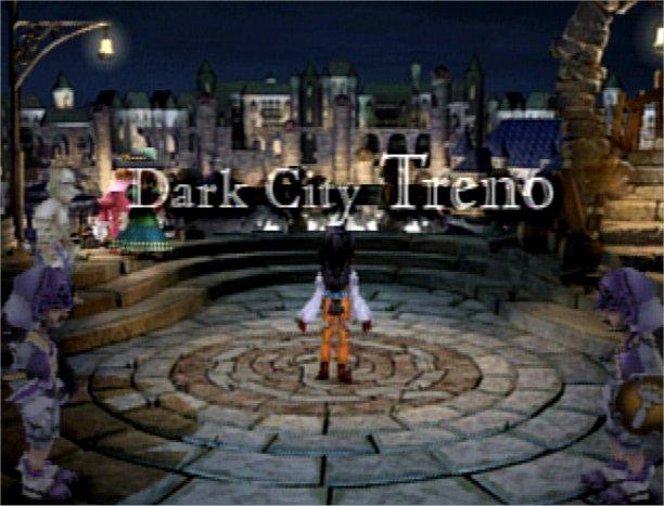 Dark City Treno