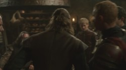 Sean Bean back Eddard Stark shoulders Game of Thrones screencaps pictures