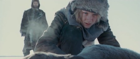 Hanna Saoirse Ronan Finland Erik Eric Bana ice snow screencaps images photos pictures