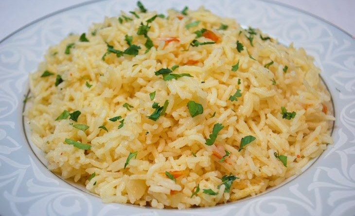 Rice Pilaf Diet Recipe