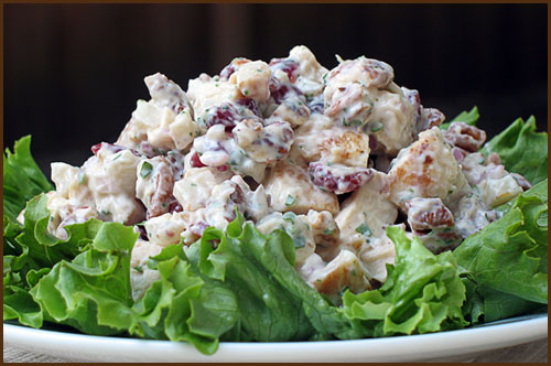 Low Calorie California Chicken Salad Recipe