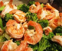 Penne with Shrimp and Broccoli