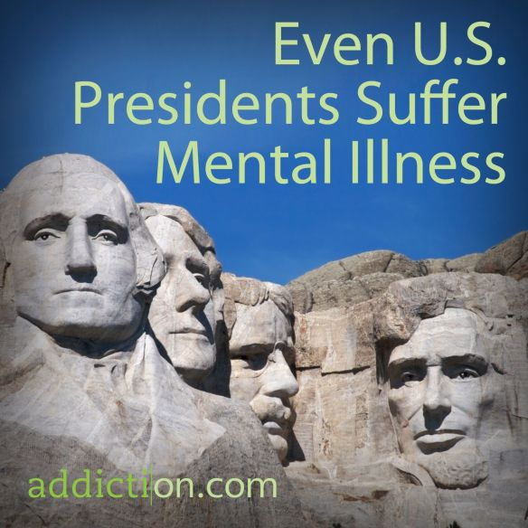 presidents-mental-illness