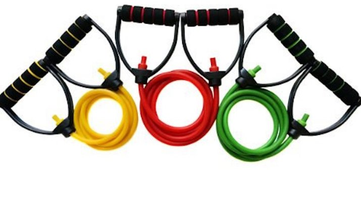 Exercise Resistance Bands Program Workout
