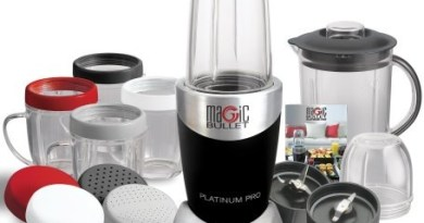 Magic Bullet Blender - Smoothie Diet