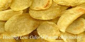 Healthy Diet Potato Chips