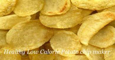 Healthy Diet Potato Chips