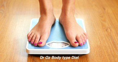 Dr Oz Body Type Diet
