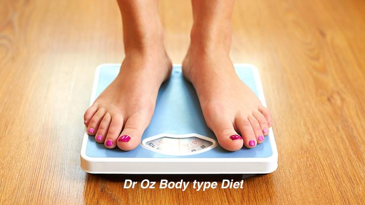 Dr Oz Body Type Diet