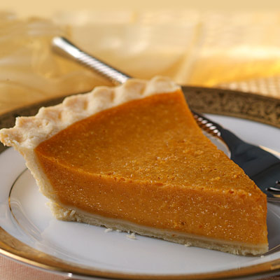 Low Calorie Pumpkin Pie Recipe