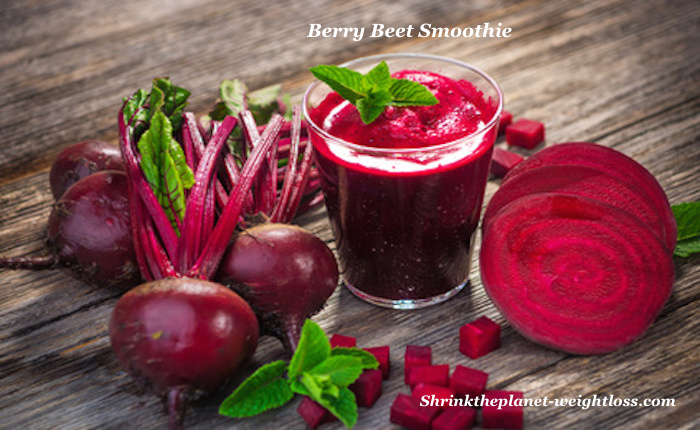Beet Berry Blast Smoothie