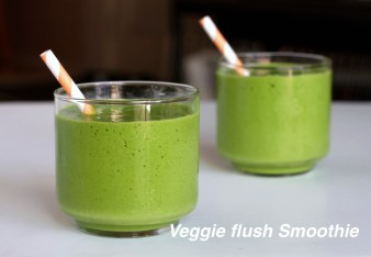 Veggie Flush Smoothie Dr Oz