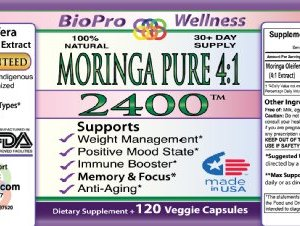 Pure-Moringa-Oleifera-2400mg-Daily-1-Focus-Brain-Mood-Memory-SuperFood-Plus-Immune-Defense-Booster-Healthy-Brain-Anti-Aging-Whole-Super-Foods-Diet-Supplements-for-Seniors-Adults-Teens-Children-Organic-0-0