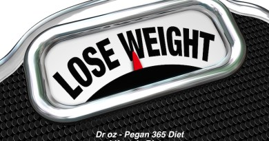 Pegan 365 Diet - Dr Oz