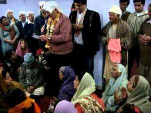 Openning of Medical Clinic at Om Darbar Dhakka (23 Feb 2011)