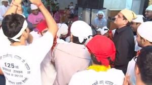 Qwaali at 125 Prakash Utsav Bapu Shardha Ram Ji Maharaaj