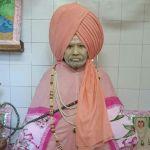 Bapu Om Narayan Dutt ji Maharaaj murti