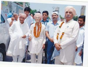 Bapu pujara ji Maharaj- Darbar durangala, Bapu banwari Lal ji Maharaj- Amritsar, Bapu Harbhagwan Ji Maharaaj Darshan- Nandachaur