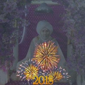 New Year Celebrations at Shri OM Mandir (Rudrapur)