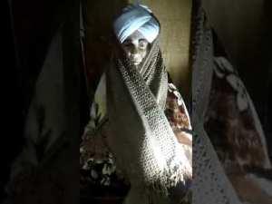 संगते रुद्रपुर में माँघ महातम का आनंद उठाते हुए