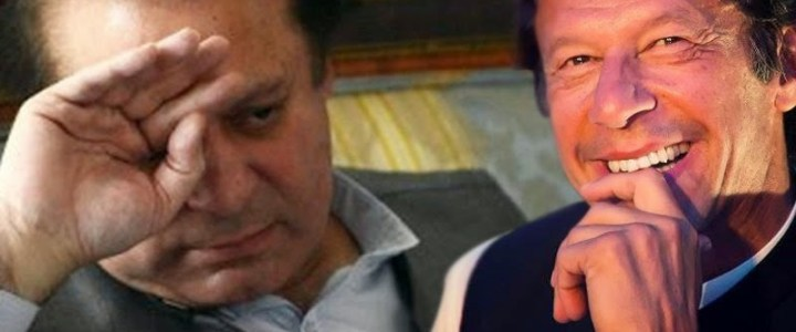 Comparing Imran Khan and Nawaz Sharif!