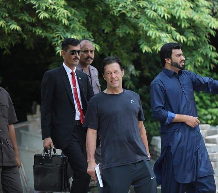 Tread carefully Khan saheb! A short note!