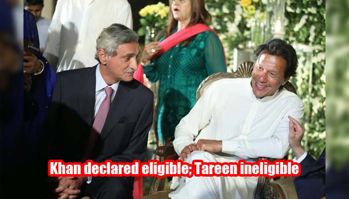 JKT……Imran's de facto Chief of Staff. Was he a victim of a gross miscarriage of Justice?…A Subjective appraisal!