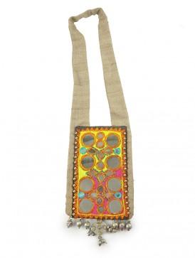 Mirror Panel Necklace
