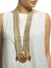 Suryan Necklace