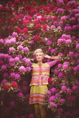 amongst blooms