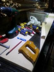 Building work Dgaf