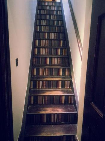 Wallpaper Stairwell