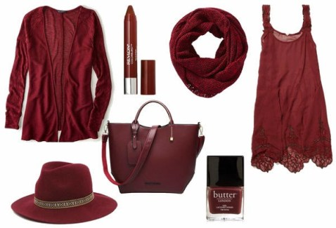 Marsala Clothes