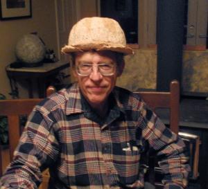 David's mushroom hat