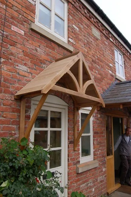 Blakemere-canopy-8 & Shropshire Door Canopies - Top Quality Handmade Porches and Door ...