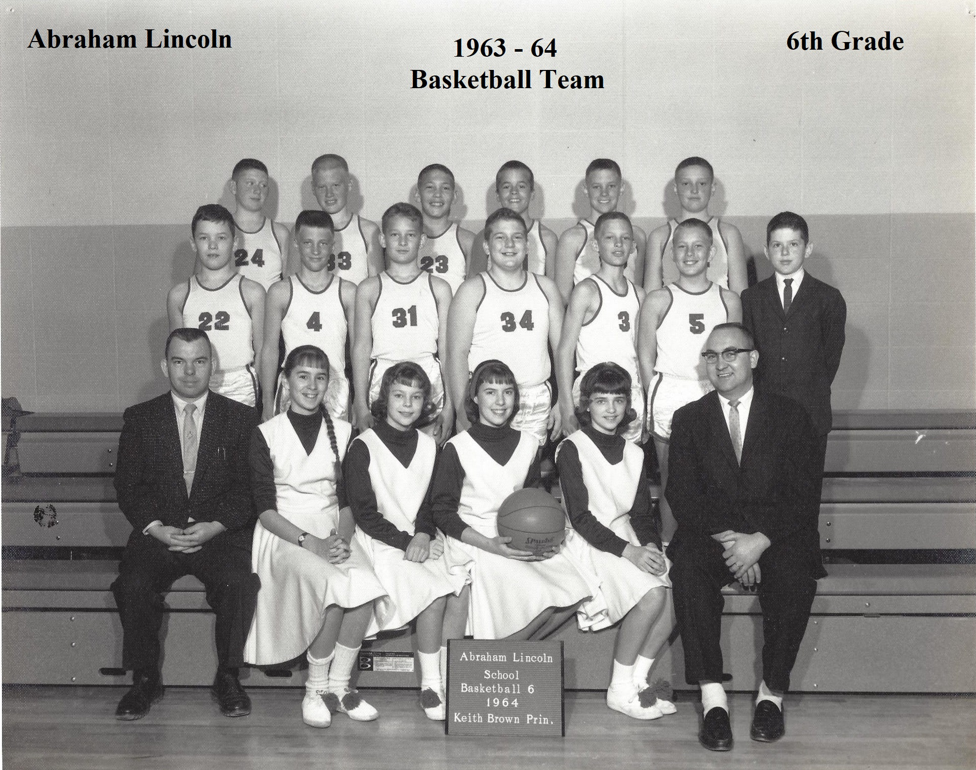 Abraham Lincoln Elementary Class Of Southport