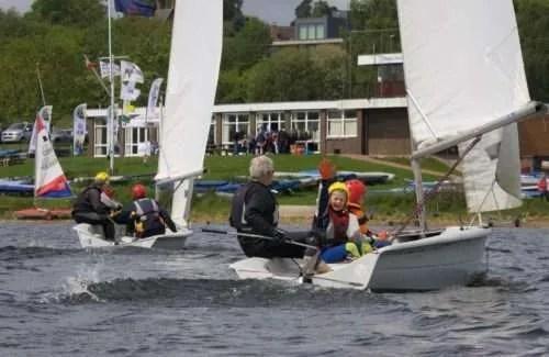 RYA Push The Boat Out at SHSC