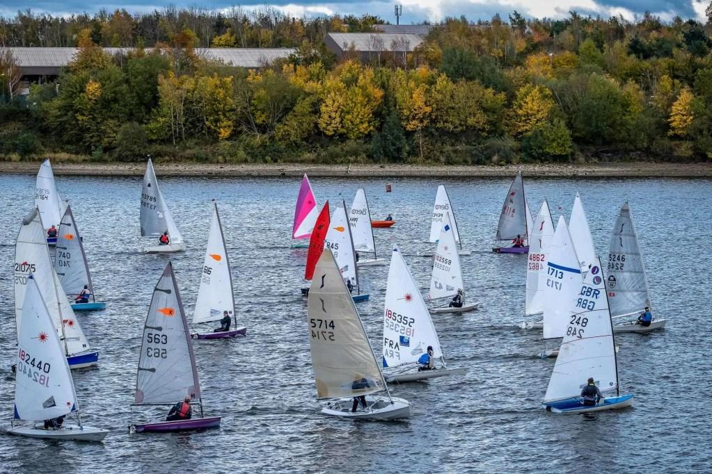 Sailing racing healthy fun outdoor activity staunton harold