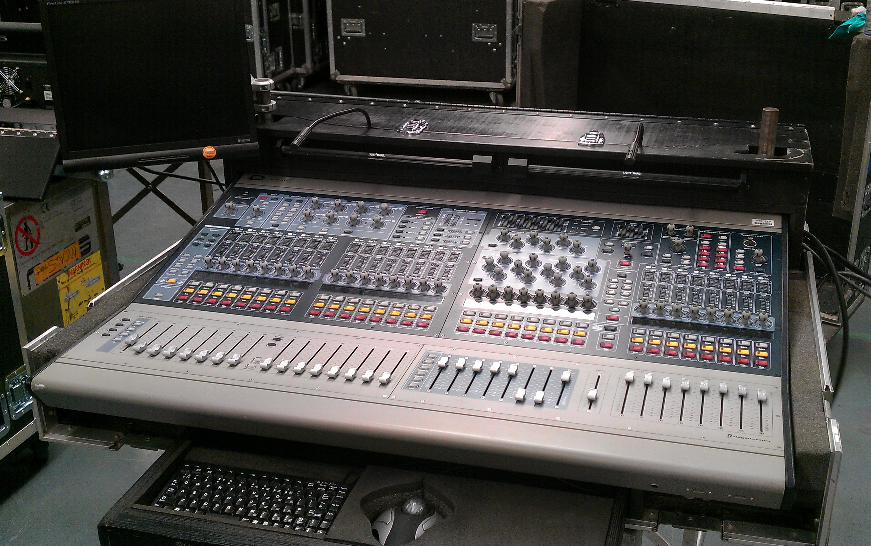 Digital Audio Console Specials Digico Avid Yamaha And