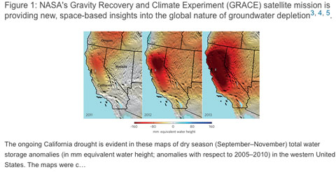 NASA-grace-CAdrought
