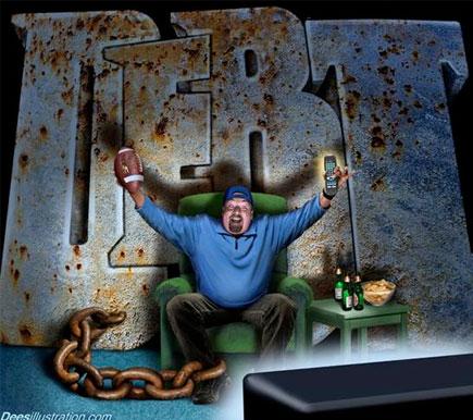 Illustration by David Dees. http://www.deesillustration.com/