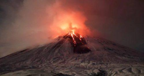 shiveluchvolcano