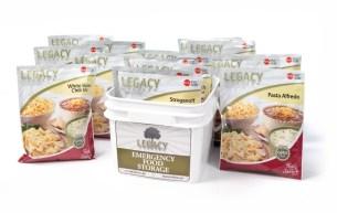 Emergency Food 72 Hour Kit (32 Serving)