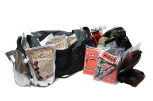 2 Person Survival Bug-Out Bags - Essential, Deluxe, or Premium