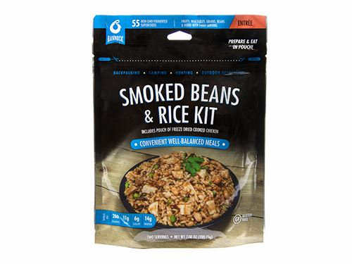 Bannock Mega Sample Pack - Boil in Bag Meals
