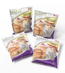 Legacy Foods Breakfast Sample Pack 16 Servings