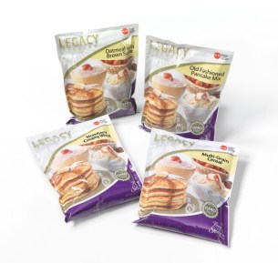 Legacy Foods Breakfast Sample Pack 16 Servings